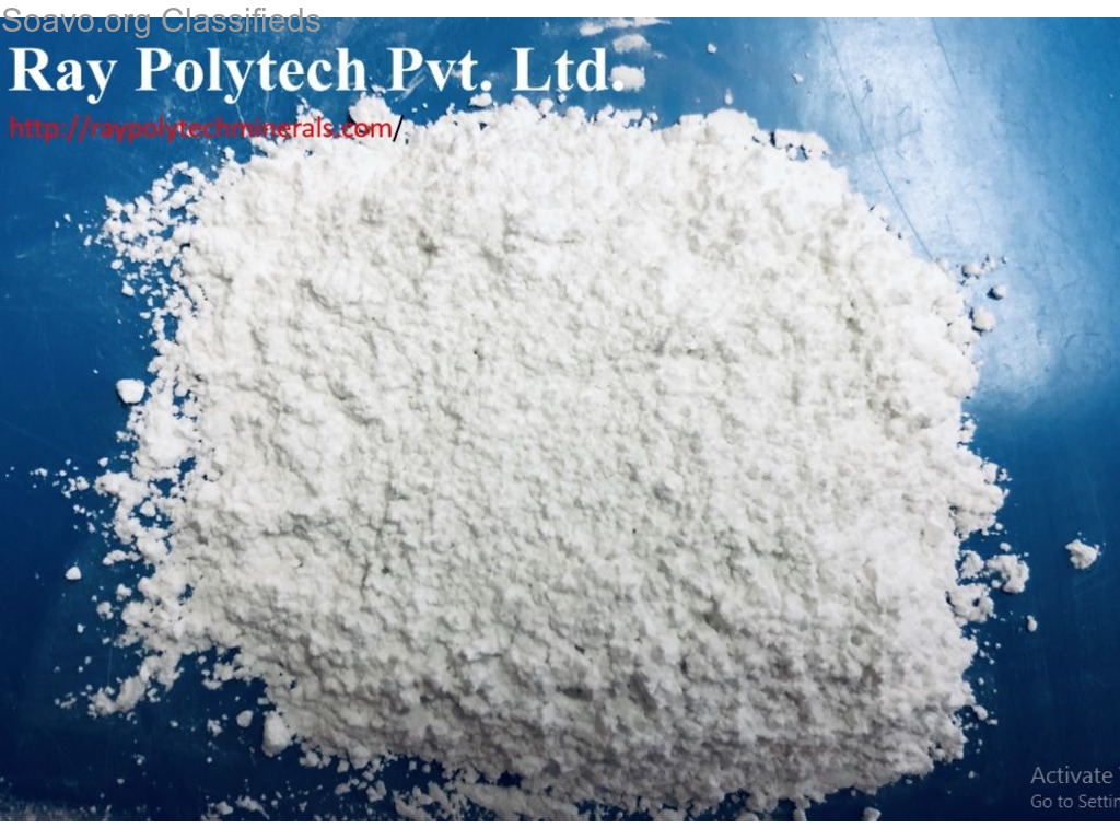 Supplier of Quartz Powder Grit and Lumps in India Ray Polytech Pvt.Ltd.