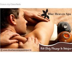 Full Body Massage in Udaipur