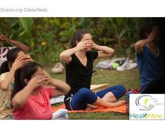 Yoga Classes in Udaipur Healthline Fitness Studio