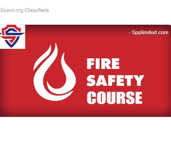 Diploma in Fire and Safety Course at Chennai