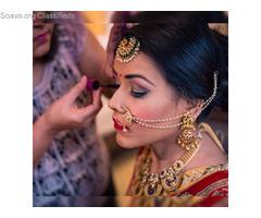 Best Bridal Makeup in Udaipur Champion Salon Makeover Studio