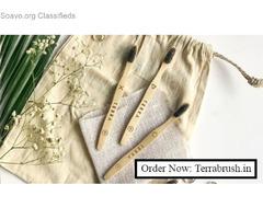 Bamboo Toothbrush Online - Terrabrush