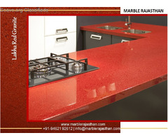 Supplier of Red Granite in India