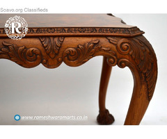 Carving Furniture for Antique Home Interior RAC
