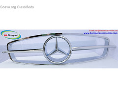 Mercedes 190SL Grille bumper (1955-1963)