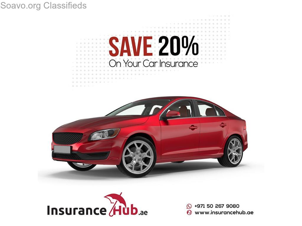 Car Insurance Online In Abu Dhabi | insurancehub.ae, in ...