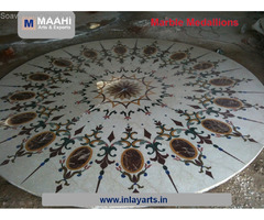 Marble Inlay Furniture Maahi Arts & Exports India