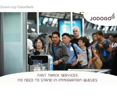Fast Track Airport Assistance Services - Meet and greet