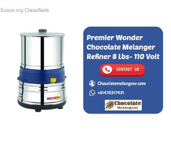 Buy Premier Chocolate Refiner Machine – Chocolate Melanger Machine  – Online