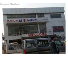Maruti Suzuki Car Showroom in Muzaffarpur