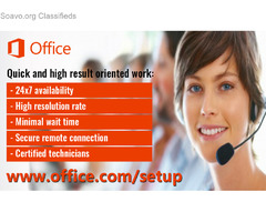 Office Setup - How to Install or Reinstall Microsoft Office