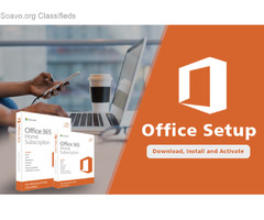 Activate Office Setup with Product Key - www.office.com/setup