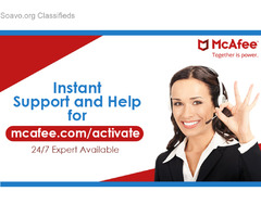 mcafee.com/activate : Download Antivirus for Mac, PC & Mobile