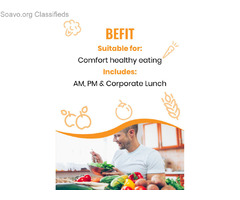 Healthy & Affordable Meal Plans Delivery Companies in Dubai, UAE