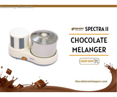 Spectra 11 Chocolate Melanger | Nut Butter Machine | chocolatemelangeur.com