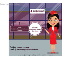 Meet and greet service in Dubai airport - jodogoairportassist.com