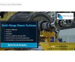 Saturated Steam Turbine Manufacturers - nconturbines.com