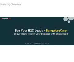 Buy Your Leads Online - BangaloreCare.com